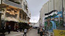 Banksy hotel opens in Bethlehem