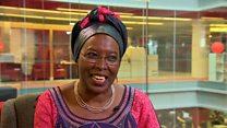 """Marguerite Barankitse, """"l'Ange du Burundi"""" poursuit son combat"""