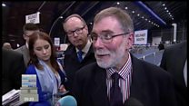 High profile casualties of the NI election