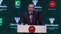 """إردوغان يتهم المانيا بمساعدة وايواء """"إرهابيين"""""""