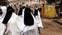 BH: 'Mata masu hijabi na firgita mu'