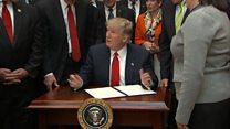 کاخ سفید به دنبال کاهش بودجه های زیستمحیطی آمریکا