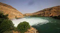 غنی: آب در افغانستان، فرصتی برای همکاریهای منطقهای است