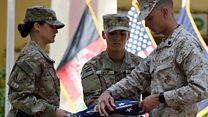 د سترګو لیدلی حال: افغانستان کې به د امریکا جګړه پای ته ورسېږي