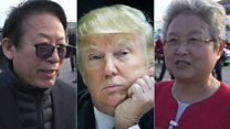 Image result for Mr Trump is expected to call on Mr Xi to arm-twist North Korea into halting its nuclear programme by denying it access to banking institutions.