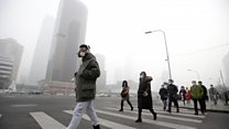 WHO: Air pollution linked to '600,000' child deaths