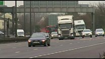 "Dartford Crossing designated ""rural road"""