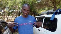 Mwanariadha Eliud Kipchoge kuweka rekodi mpya
