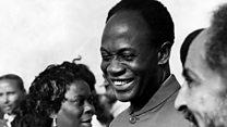 Ghana celebrates: A nation is born