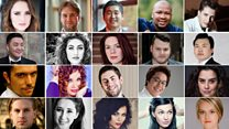 The 20 singers aiming for £15,000 prize
