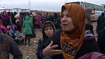 Битва за Мосул: из города бегут все новые жители