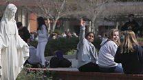 مدرسة أمريكية تحصد ملايين الدولارات بفضل سناب تشات