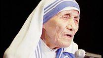 شاهد عینی (۴۷): مادر ترزا