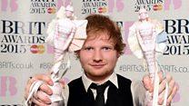 Album terbaru Ed Sheeran paling cepat terjual di Inggris