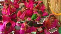 Школа для бабусь в Індії: вчитись ніколи не пізно