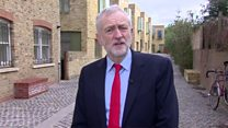 Corbyn attacks disabled benefits reform