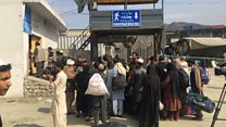 پاک افغان سرحد کھل گئی