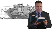 What was David Walliams' favourite book?