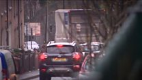 'Most polluted' street outside London
