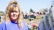 The woman who sold meth in a graveyard