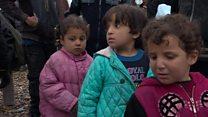 Бої за Мосул: біженців усе більше