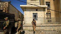 Iraqi forces' surprise Mosul attack
