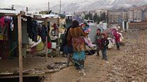'جنگ در سوریه باعت ابتلای میلیونها کودک به استرس شدید و مخرب شده است'