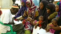 La Somalie au bord de la famine