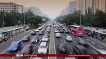 တရုတ်မှာ လေထုညစ်ညမ်းမှုကို ရင်ဆိုင်ဖြေရှင်း