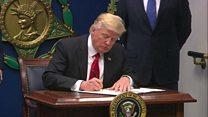 واکنشها و تحلیل پیامدهای فرمان جدید منع سفر ترامپ