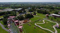 Folly Farm gets go-ahead for £10m holiday village plan