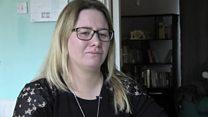'I had to wait for a stillbirth'