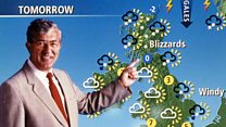 Does the BBC over-dramatise the weather?