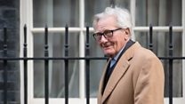 Lord Heseltine: I have never met Theresa May