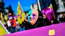 Sayılarla Türkiye'de kadın olmak