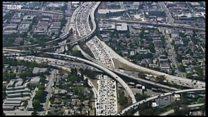 Лос-Анджелес: как избавиться от пробок на дорогах?