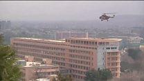 حمله به شفا خانه در کابل