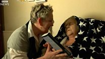 Blind woman's book saved by forensic experts