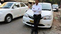 Working Lives Mumbai: Taxi driver