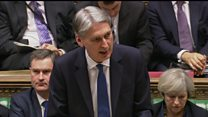 Chancellor hails 'robust growth'