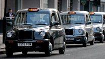 बदलेगी लंदन की टैक्सी