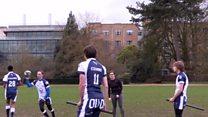 Oxford prepare for Quidditch Cup