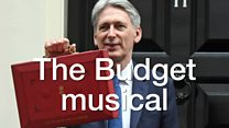 The Budget... a musical