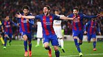 پیروزی باورنکردنی بارسلونا
