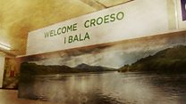 Welcome to Bala - the prison