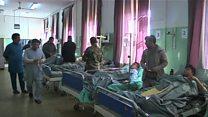 داعش تصاویر پنج مهاجم حمله دیروز به بزرگترین بیمارستان
