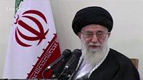 انتقاد رهبر ایران از دولت