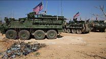 ТВ-новости: что будут делать под Раккой американские морпехи?