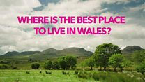 Where's the best place to live in Wales?