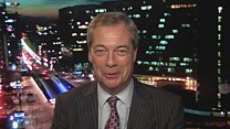 Farage: 'Trump and I most vilified in West'